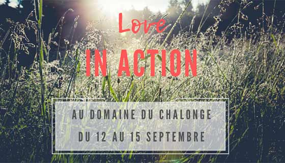 Love In action - invitation à la retraite
